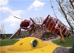 福晟郑州钱隆城蚂蚁乐园