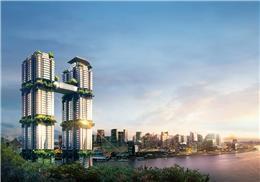 重慶·南濱特區·天空森林城市