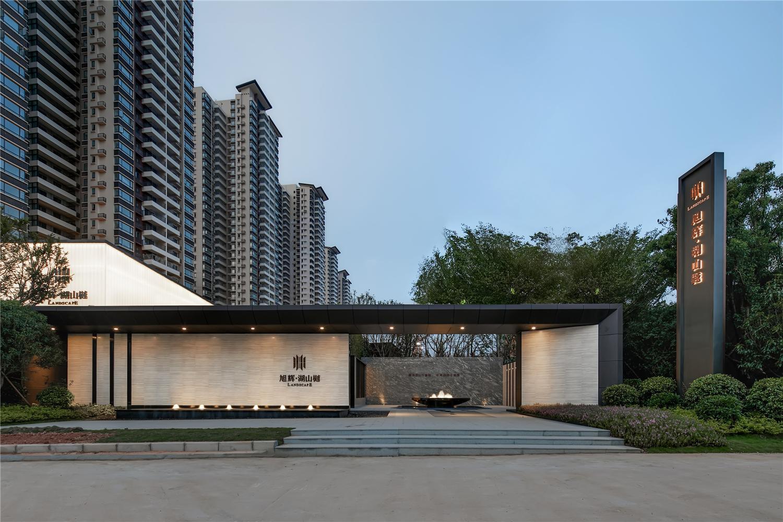 南宁旭辉·湖山樾营销中心