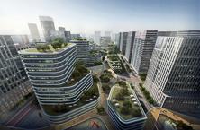 沙井城市规划