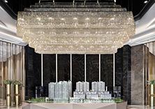 本則設計 | 中海世紀薈售樓處,NEW—ART DECO的詩意景觀