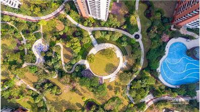 华为 · 湖畔花园