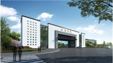 江安中学整体风貌改造