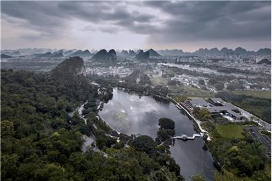 漓江文化旅游度假区(塔山会馆)
