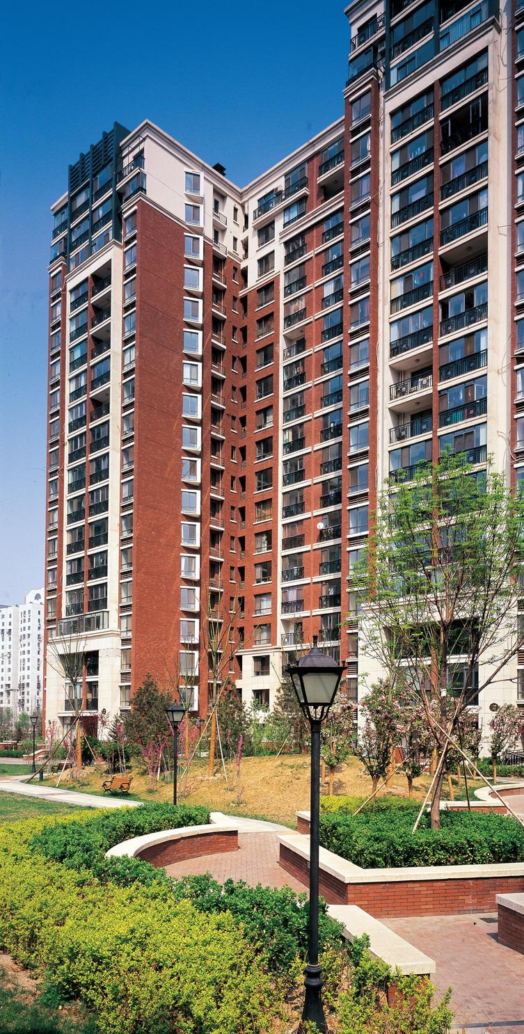 北京华润橡树湾建筑设计