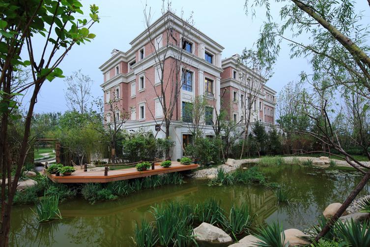 北京远洋天著景观设计