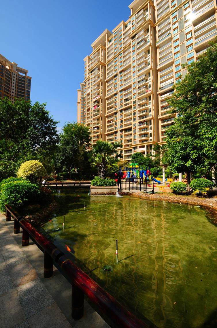 广州太合景观设计有限公司 >河源东江首府景观设计