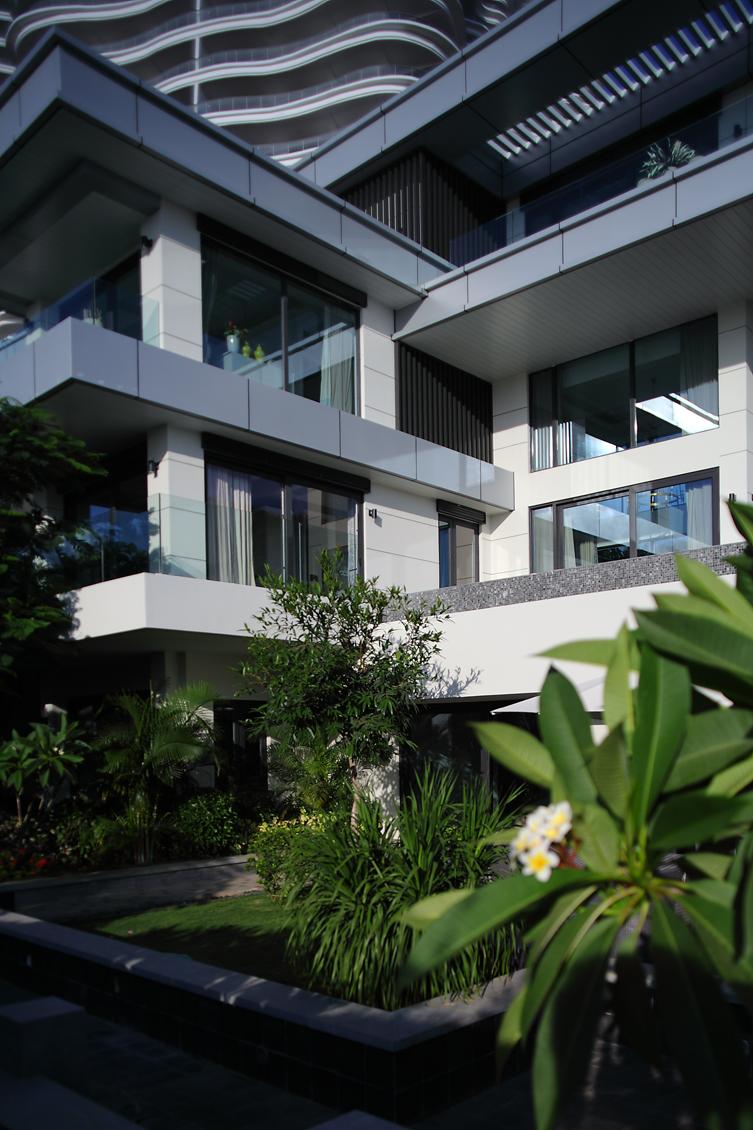 海南波波利海岸度假村建筑设计
