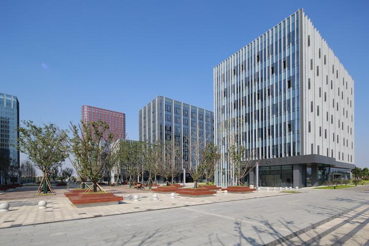 南京市啟迪科技園景觀設計