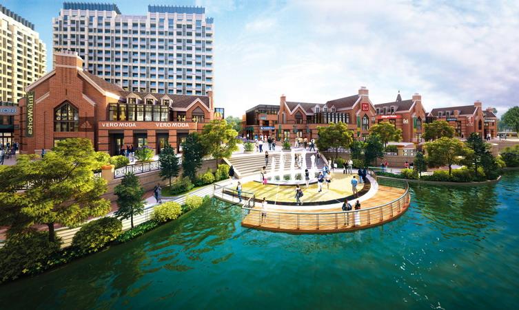 杭州宝龙城市广场图片
