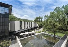 杭州九里云松酒店建筑设计
