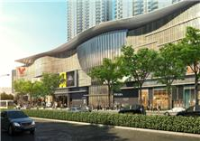 深圳龍崗萬科廣場景觀方案設計