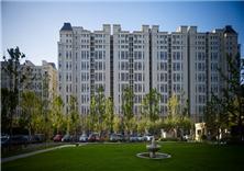 北京绿地西斯莱公馆景观设计