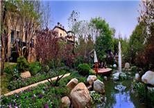青岛龙湖滟澜海岸景观设计