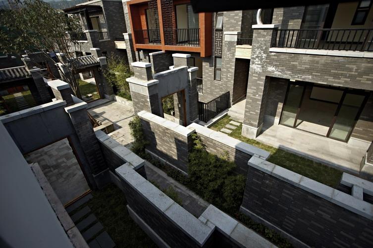 重庆领秀城规划及建筑设计
