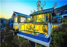 重庆柏?#36745;?#27029;庄酒店度假村景观设计