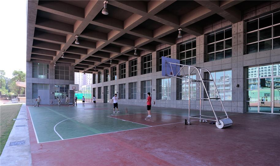 台湾台南一中体育馆