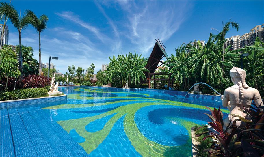 海南三亚凤凰水城凯莱度假酒店