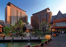 海南三亚湾红树林度假酒店