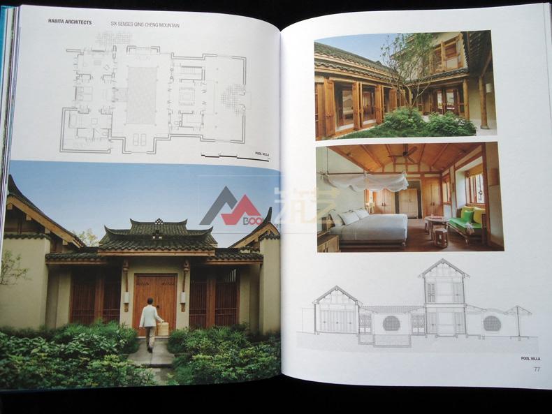 窍门度假村v窍门英文版哈比塔建筑师事务所作模具设计十大热带图片