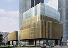 羊脂白——广州周大福K11金融中心