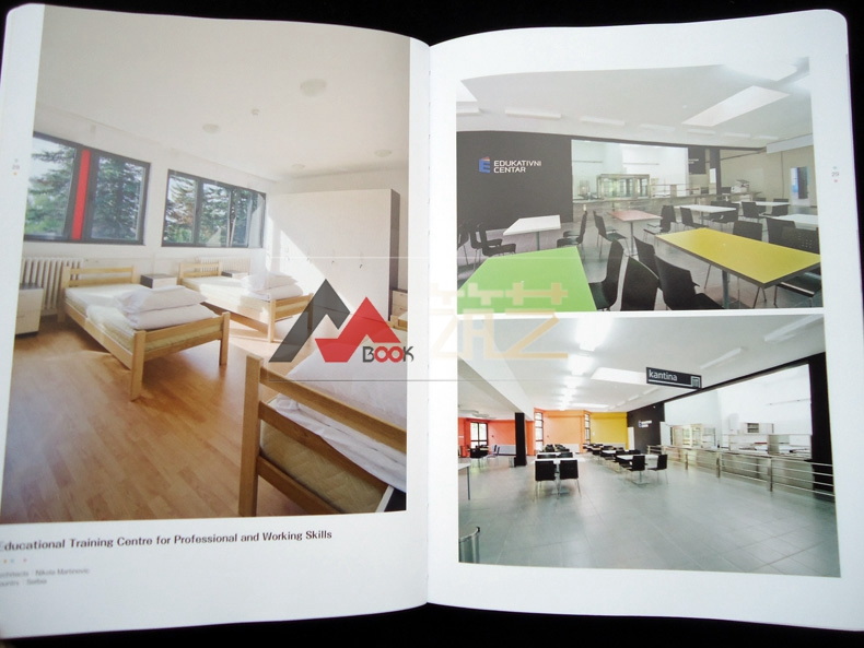 UILDADREAM英文版青年幼儿园建筑设计案理念女都市的室内设计世界图片