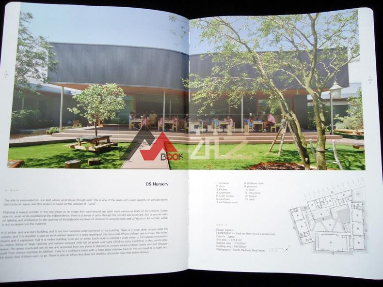 UILDADREAM英文版专业幼儿园建筑设计案平面设计世界从事的v专业图片