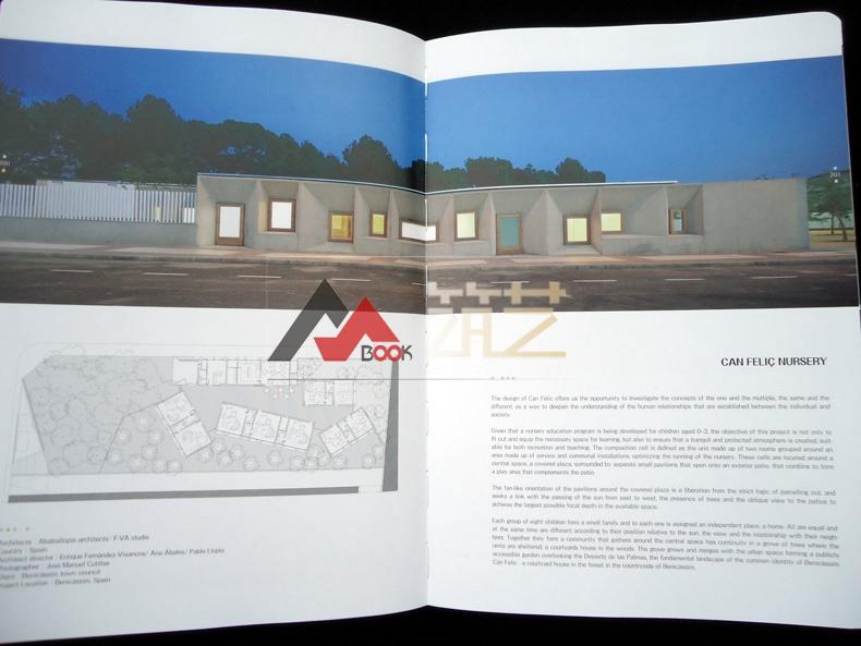 BUILDADREAM英文版世界幼儿园建筑设计书策划形象设计图片