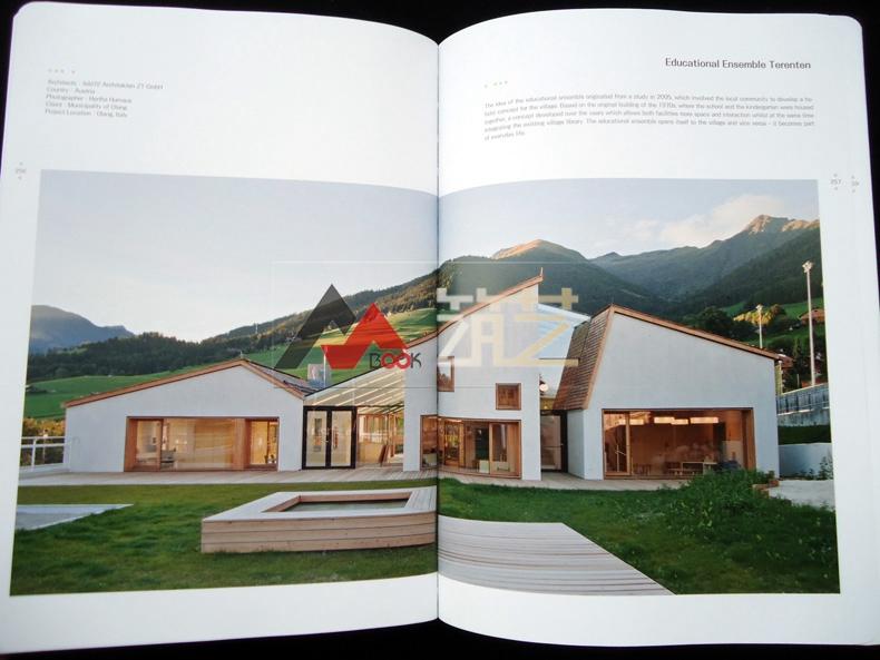 BUILDADREAM英文版世界幼儿园建筑设计平面设计中的尺寸图片