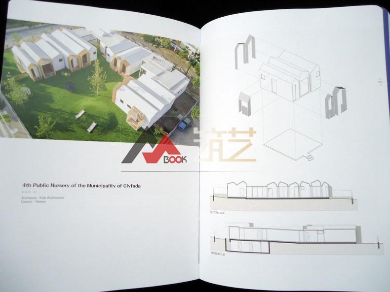 BUILDADREAM英文版世界幼儿园建筑设计ui设计作品集怎么弄图片