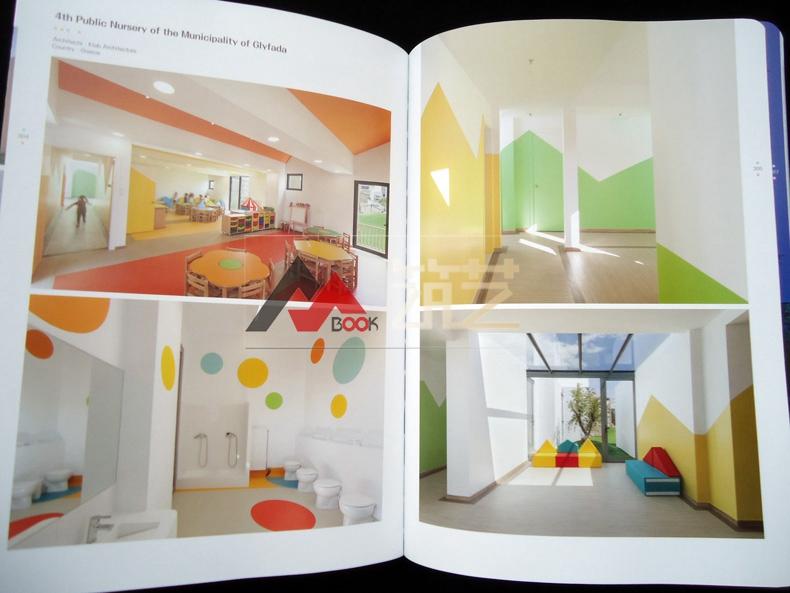 UILDADREAM英文版世界幼儿园建筑设计案以往室内设计案例分析图片