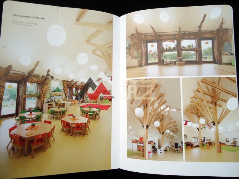 UILDADREAM英文版学校幼儿园建筑设计案建筑设计世界哪个好图片