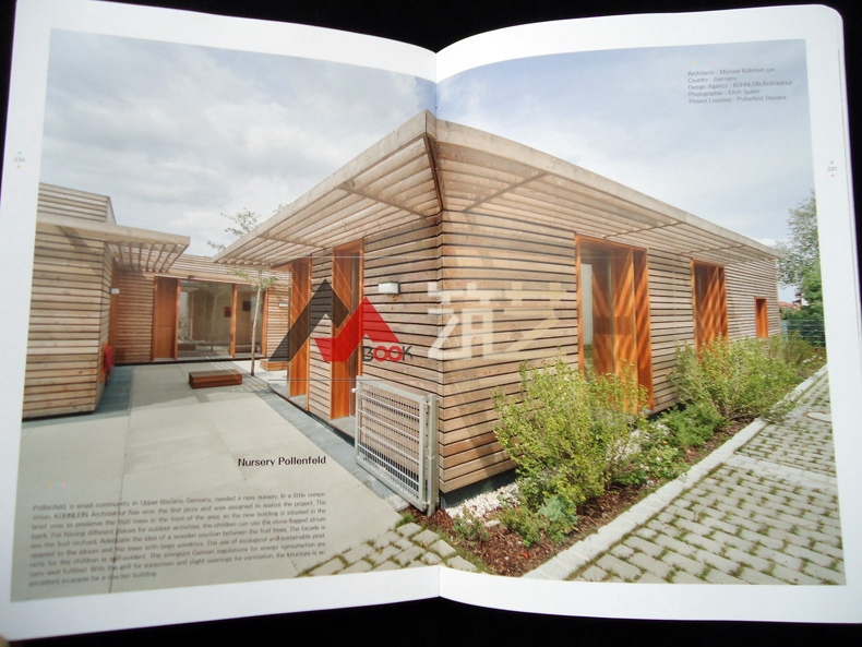 UILDADREAM英文版世界幼儿园建筑设计案家装设计报道图片