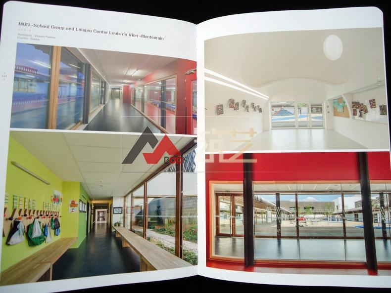 UILDADREAM英文版世界幼儿园建筑设计案设计移情图片