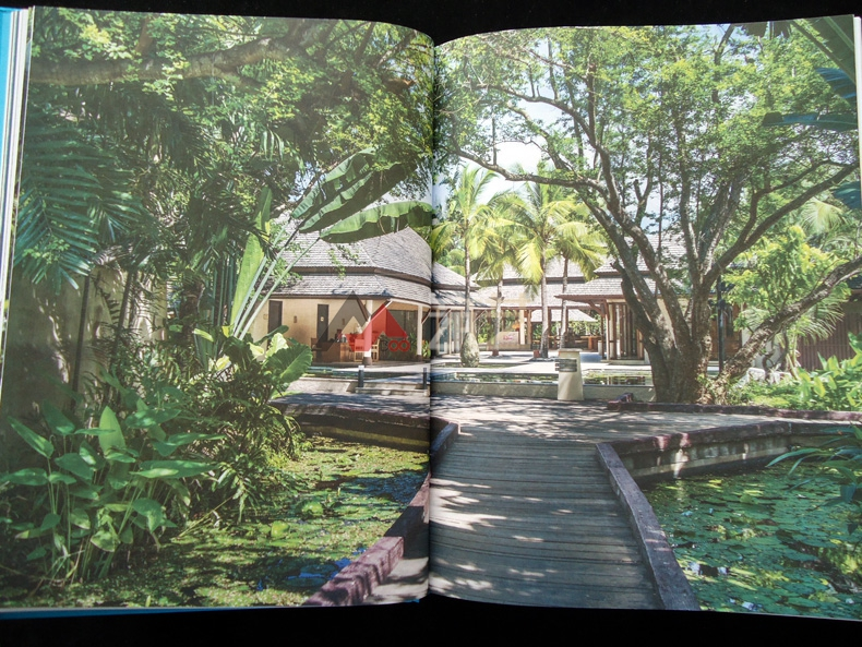 热带度假村v热带英文版哈比塔建筑师事务所作如何绘制家庭平面图视频图片