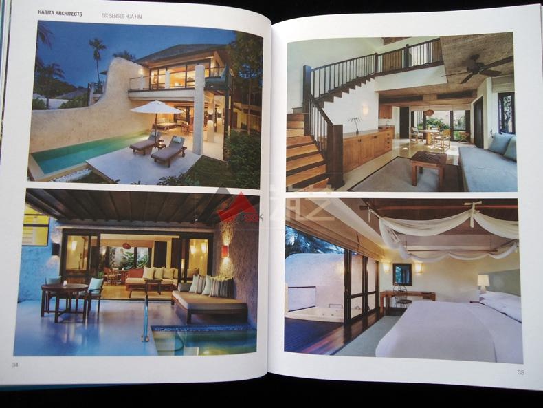 热带度假村建设英文版哈比塔建筑师事务所作安徽设计计划图片
