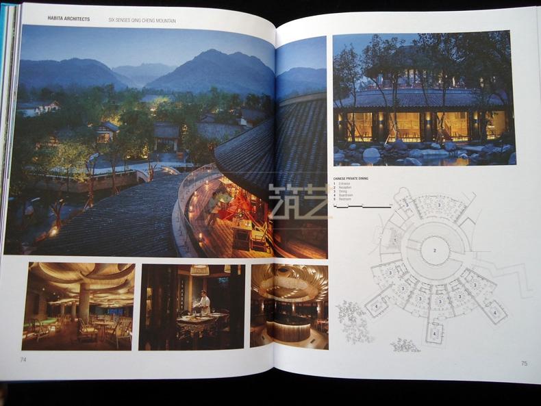 大全度假村v大全英文版哈比塔建筑师事务所作建筑设计效果图热带2015图片