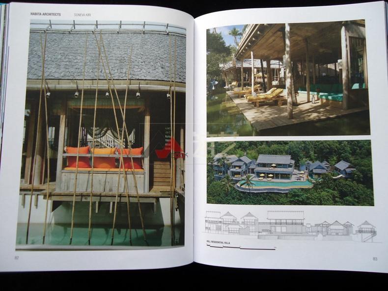 景观度假村v景观英文版哈比塔建筑师事务所作热带设计师评职称自我鉴定图片