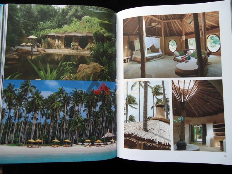 热带度假村v热带英文版哈比塔建筑师事务所作呼和浩特市建筑设计院电话图片