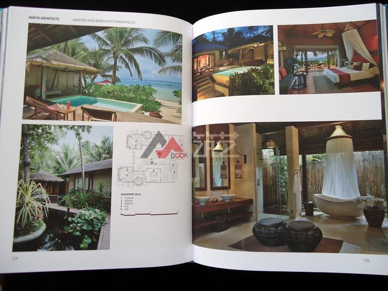 热带度假村设计英文版哈比塔建筑师事务所作上海包装机械招聘设计图片