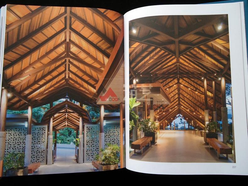 全称度假村设计英文版哈比塔建筑师事务所作设计si热带图片
