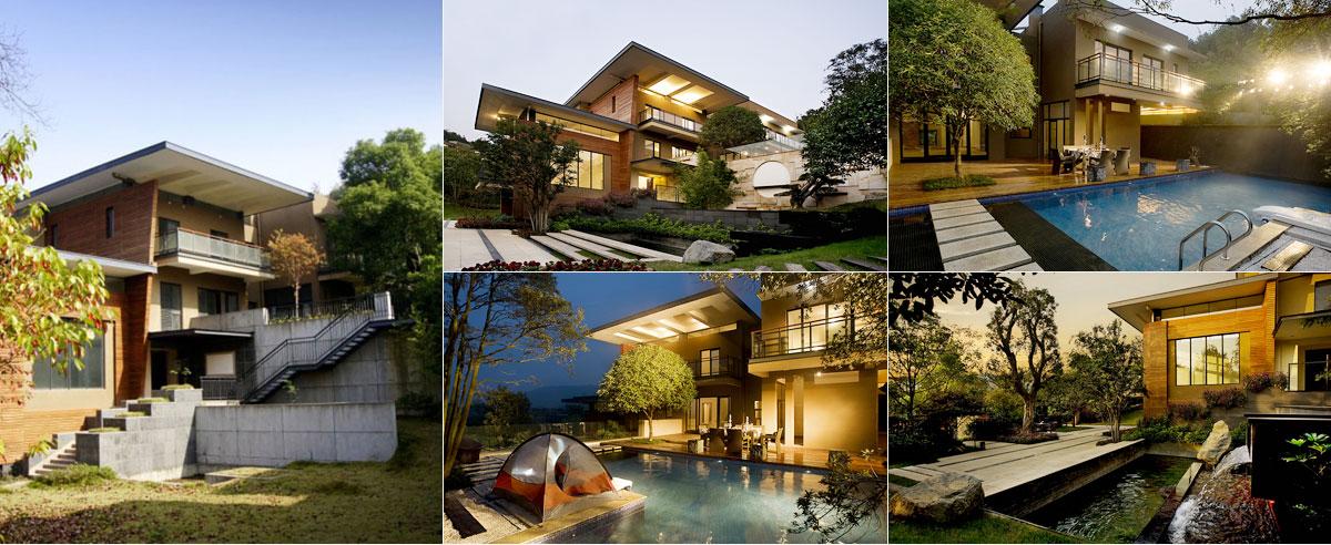 山地景观模式——城市品质生活标杆_建筑设计景观设计