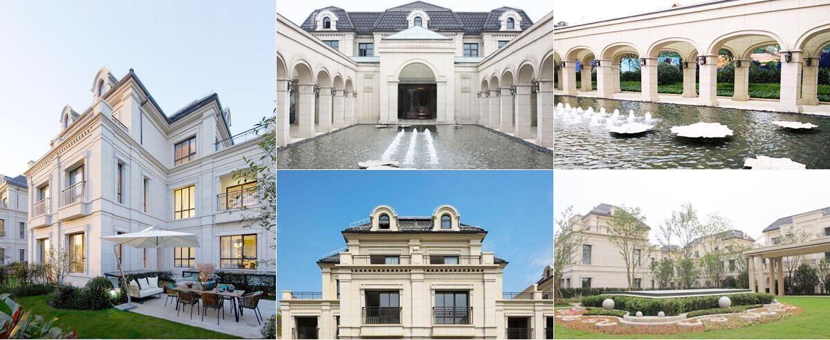 法式风格高端别墅_建筑设计景观设计—金盘网_新浪博客