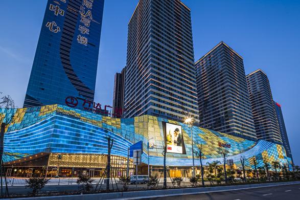 项目名称:广东佛山南海万达广场