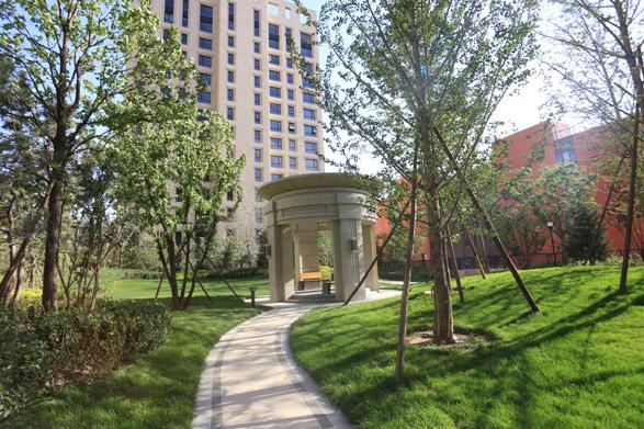 建筑设计:北京市建筑设计研究院有限公司 景观设计:北京顺景园林有限图片