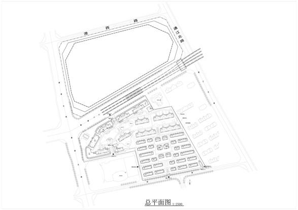 项目名称:江阴红星运河世家一期