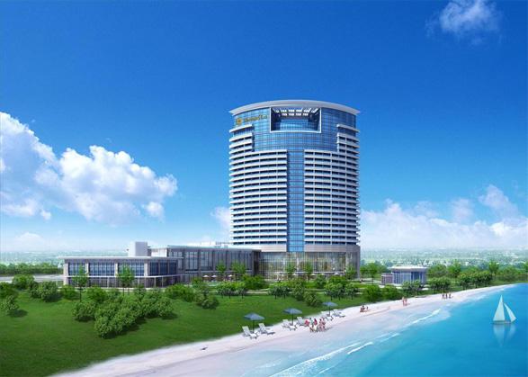 项目名称:秦皇岛香格里拉大酒店