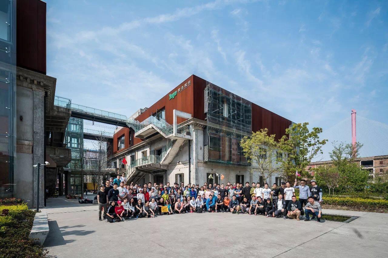 上海霍普建筑設計事務所股份有限公司
