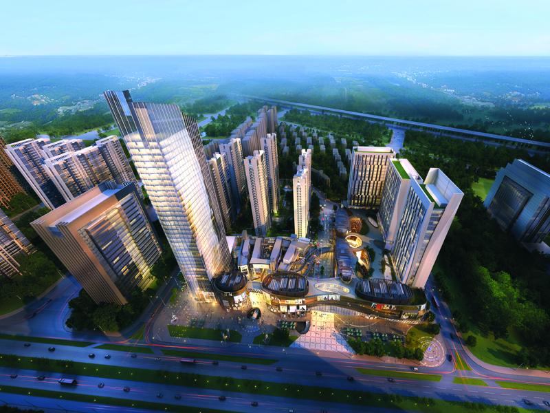 合肥政务新区天珑广场