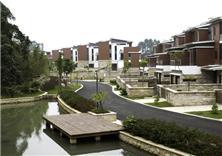 漳州天竹园别墅区景观设计